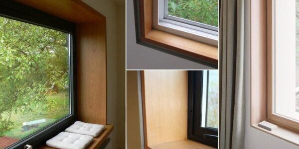Як оформлюють віконні відкоси