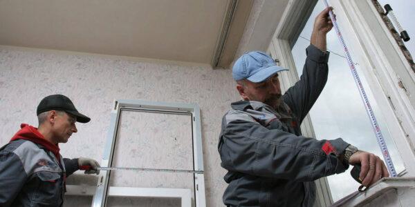 Как происходит демонтаж старых окон и установка новых?
