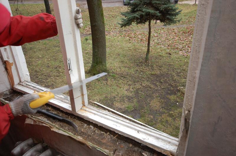 Подготовка к установке и монтаж конструкций