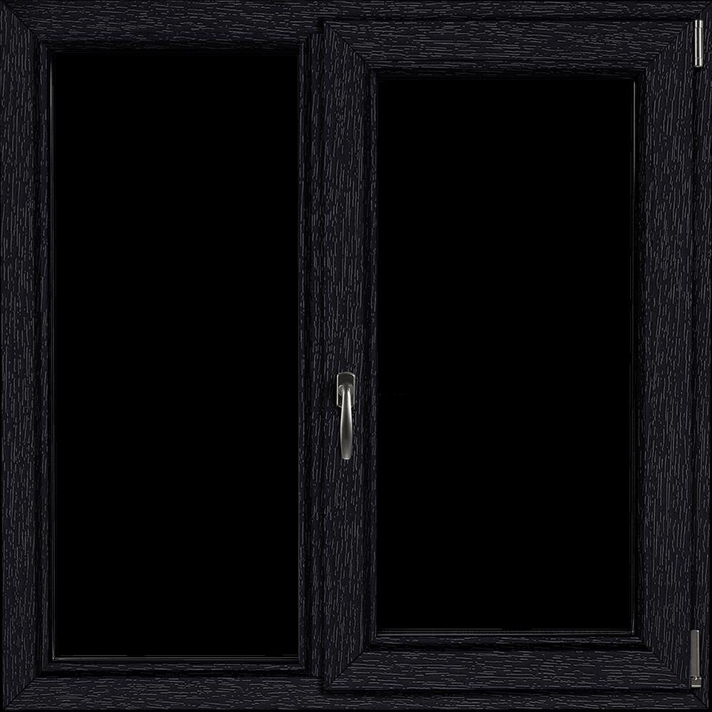 Чорний холодний